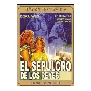 El Sepulcro De Los Reyes (Il Sepolcro dei re)[Non USA DVD format: PAL, Region 2   Import   Spain]: Movies & TV