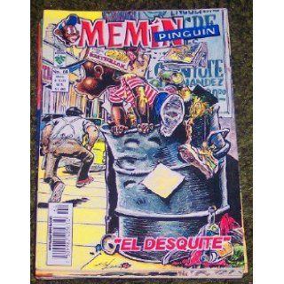 Memin Pinguin #64 El Desquite, Comic Book in Spanish Yolanda Vargas Dulche Books