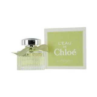 CHLOE L'EAU DE CHLOE by Chloe EDT SPRAY 1.7 OZ (Package Of 2) : Eau De Toilettes : Beauty