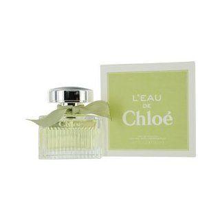 CHLOE L'EAU DE CHLOE by Chloe EDT SPRAY 1.7 OZ (Package Of 2) : Eau De Toilettes : Beauty