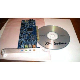 Creative Labs SB0790 PCI Sound Blaster X Fi Xtreme Audio Sound Card Electronics