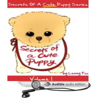 Secrets of a Cute Puppy: Fun Stories for Kids, Bedtime Stories for Children (Audible Audio Edition): Lenny Fox, Carin Gilfry: Books
