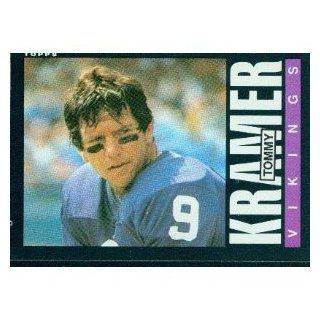1985 Topps Minnesota Vikings Football Team Set . . . Featuring Tommy Kramer : Sports Related Trading Cards : Sports & Outdoors