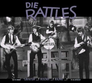 Smash! Boom! Bang! Beat In Germany: The 60s Anthology 1963 1965: Music