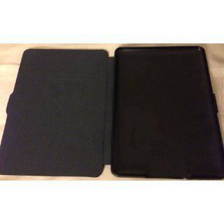 "OMOTON  Kindle Paperwhite Case Cover    The Thinnest and Lightest PU leather Case Cover for Kindle Paperwhite (Both 2012 and 2013 versions with 6"" Display and Built in Light), Black: Electronics"