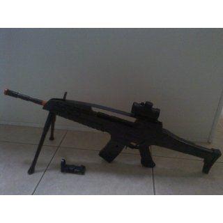 JLS S M8 XM8 Spring Airsoft Rifle Black : Airsoft Guns : Sports & Outdoors