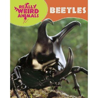 Beetles (Really Weird Animals): Clare Hibbert: 9781848379572: Books
