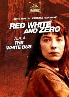 Red; White And Zero: Anthony Hopkins, Arthur Lowe, Patricia Healy, Lindsay Anderson, Peter Brook And Tony Richardson, Oscar Lewenstein, Screenplays By Peter Brook, Shelagh Delaney, Tony Richardson and Julian More: Movies & TV