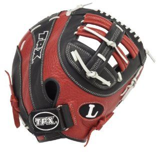 Louisville Slugger 12.25 Inch TPX Omaha Select First Base Mitt (Right Hand Throw) : Baseball Infielders Gloves : Sports & Outdoors