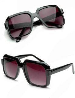 Run Dmc with Smoked Lens Sunglasses Glasses: Clothing