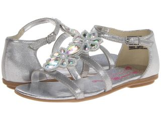 Kenneth Cole Reaction Kids Good Bright Girls Shoes (Silver)