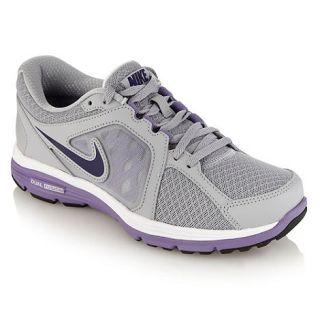 Nike Nike Grey Dual Fusion sole trainers