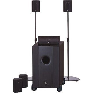 Acoustic Research 6 Piece Home Theater System HC5 BLACK Electronics