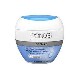 POND'S? Crema S Nourishing Moisturizing Cream, 14.1 oz. Beauty