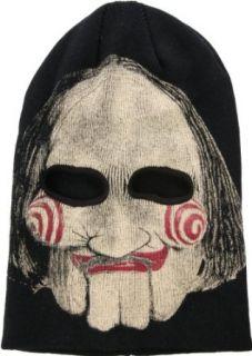 Saw Jigsaw Ski Mask: Costume Masks: Clothing