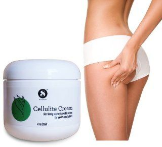 SHESSENTIALS Cellulite Cream Skin Tightening and Body Firming Treatment   Look and Feel 10 Years Younger! All Natural Ingredients Reduce the Appearance of Cellulite and Stretch Marks   Recommended by Dr Oz for Women or Men   Advanced Formula with Caffeine