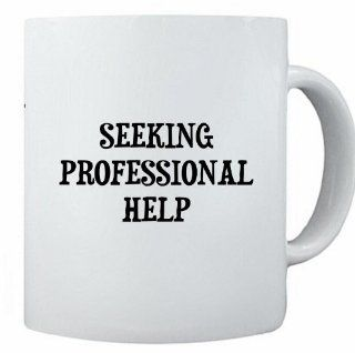 """Rikki Knight Funny Saying Stop your whining 11 oz Ceramic Coffee Mug cup"""" Kitchen & Dining"""