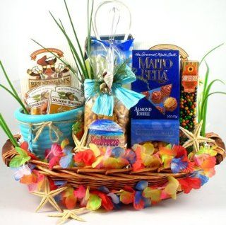 "a Great Way to say ""Bon Voyage"", Great Gourmet Gift Basket : Gourmet Baked Goods Gifts : Grocery & Gourmet Food"
