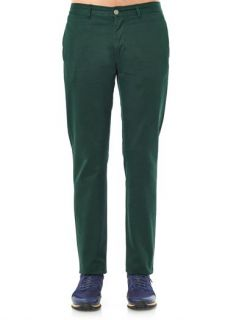 Winch cotton chinos  Massimo Alba