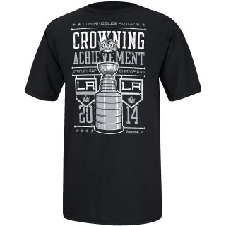 REEBOK Mens Los Angeles Kings 2014 Stanley Cup Champions Celebration Short