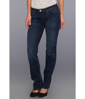 Hudson Carly Mid Rise Straight in Edinburgh Womens Jeans (Blue)