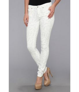 AG Adriano Goldschmied The Absolute Legging in Quill Seascape Womens Jeans (White)