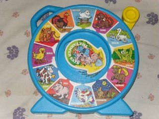 See N Say the Farmer Says By Mattel (1989): Toys & Games