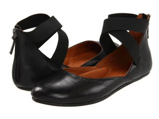 Gentle Souls Bay Unique Womens Flat Shoes (Black)