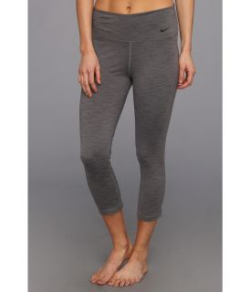 Nike Legend 2.0 Tight Poly Capri Womens Capri (Gray)