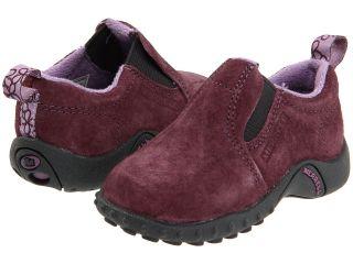 Merrell Kids Jungle Moc Jr Girls Shoes (Pink)