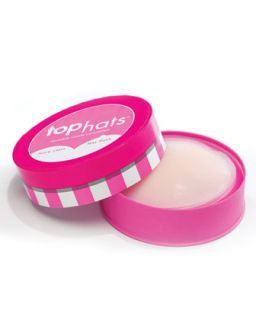 Womens Top Hats Adhesive Concealers   Commando   Clear (ONE SIZE)