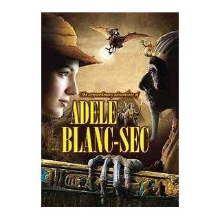 The Extraordinary Adventures of Adele Blanc Sec [France, 2010] DVD Louise Bourgoin, Mathieu Amalric, Gilles Lellouche, Jean Paul Rouve, Luc Besson Movies & TV