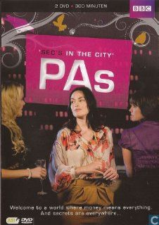 Sec's In The City   PAs   2 DVD Box Set ( Personal Affairs ) ( Secs In The City   PAs ) [ NON USA FORMAT, PAL, Reg.2 Import   Netherlands ]: Mark Benton, Joe Absolom, Laura Aikman, Maimie McCoy, Ruth Negga, Annabel Scholey, Darren Boyd, Emily Bruni, Ro