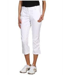 Nike Golf Modern Rise Tech Crop Pant Womens Casual Pants (White)