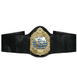 Everlast Champion Costume Belt (See Msmts): Clothing