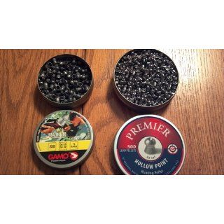 Gamo Spire Point Double Ring .22 Caliber Magnum Pellets (Tin of 250) : Air Gun Pellets : Sports & Outdoors