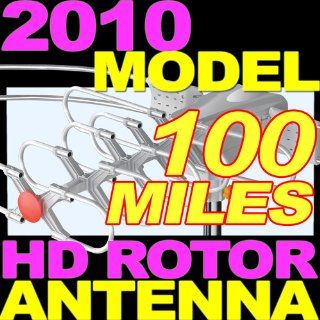 LAVA UHF/VHF Outdoor HDTV Antenna with Motor Rotor HD 2805: Electronics