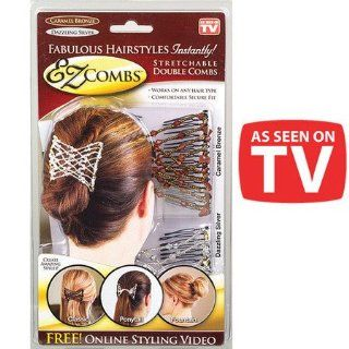 Ez Combs Combo Hair Styling Bands As seen on TV: Everything Else