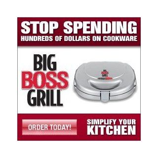 Big Boss Grill As Seen On TV: Kitchen & Dining