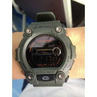 Casio Men's GR7900KG 3CR G Shock Military Green Multi Function Digital Watch at  Men's Watch store.