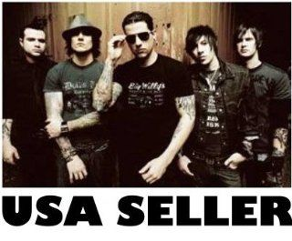 Avenged Sevenfold fullsize horiz POSTER 34 x 23.5 inches (sent FROM USA in PVC pipe) : Prints : Everything Else