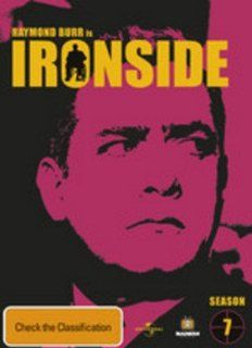 Ironside: Season Seven [PAL]: William Schallert, Raymond Burr, Don Galloway, Don Mitchell, Elizabeth Baur, Lynn Carlin, Johnny Seven, Dorothy Malone, Tom Drake, Jeanne Cooper, Don Weis, CategoryArthouse, CategoryClassicFilms, CategoryCultFilms, CategoryMin
