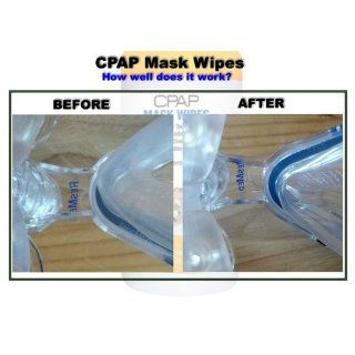 Contour CPAP Mask Wipes: Health & Personal Care
