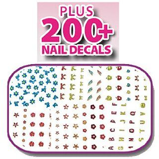 """Nail Perfect As Seen On TV"" : Nail Art Equipment : Beauty"