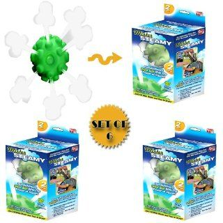 MISTER STEAMY DRYER BALLS   AS SEEN ON TV! (6 PACK)   Laundry Fabric Softener