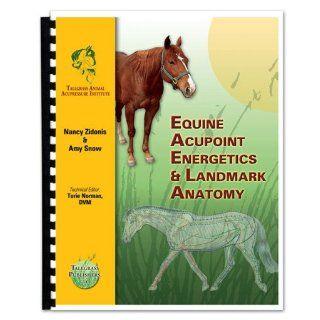 Equine Landmark Anatomy & Acupoint Energetics Books