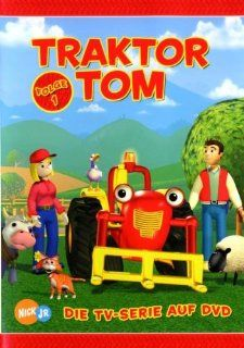 Traktor Tom   Original DVD Zur TV Serie: Vol. 01: Mark Sayer Wade, Jimmy Wheeler: DVD & Blu ray