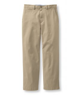 Lakewashed Cotton Chinos, Natural Fit