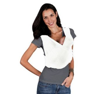 Baby KTan Breeze Wrap Baby Carrier   White   Extra Large