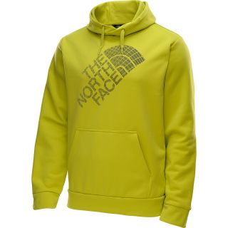 THE NORTH FACE Mens Tread Dome Surgent Pullover Hoodie   Size: L, Venom Yellow